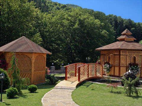 Tarasy Elewacje Altany Ogrodowe Architektura Ogrodowa