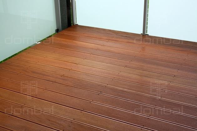 Deski Tarasowe Z Drewna Egzotycznego Bangkirai Dombal